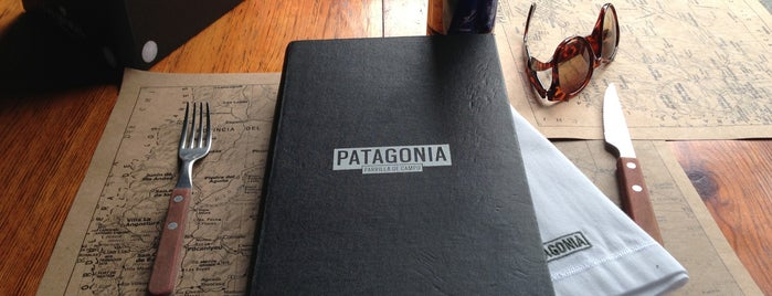 Patagonia Parrilla de Campo is one of Restaurantes.