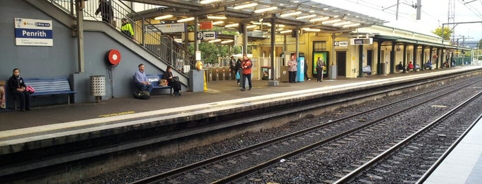 Penrith Station is one of Sydney Train Stations Watchlist.