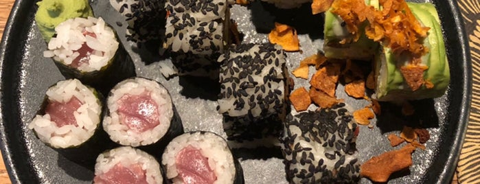kai sushi Lessing is one of Restaurants Zurich.