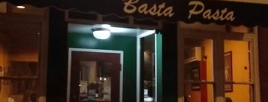 Basta Pasta is one of Boston/Cambridge.