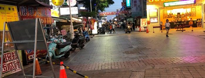 新濱老街手作市集 Hamasen Old Street Handicraft Market is one of Kaohsiung.