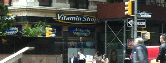 The Vitamin Shoppe is one of Lieux qui ont plu à Omar.