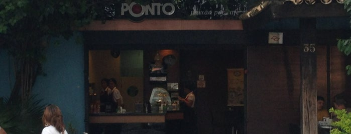 Cafe do Ponto is one of Lieux qui ont plu à Nilton.