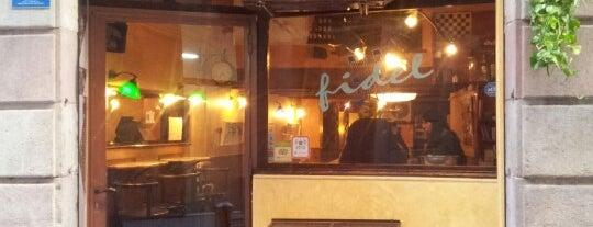 Fidel is one of Restaurants.