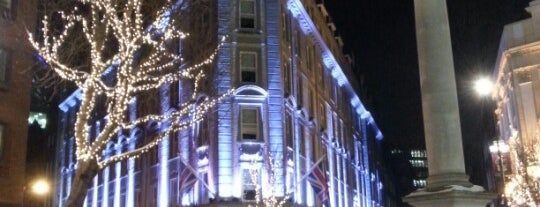 Radisson Blu Edwardian Mercer Street Hotel is one of England.