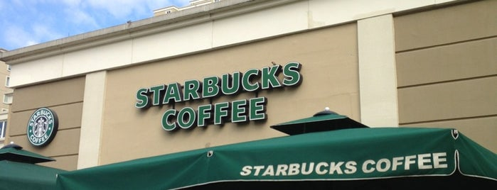 Starbucks is one of Fatos💎🧚🏼‍♀️❤️💎 님이 저장한 장소.
