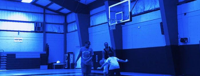 Kingdom Basketball Training is one of Wayne'nin Beğendiği Mekanlar.