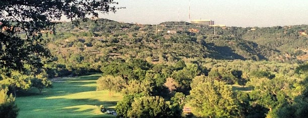 Barton Creek Resort & Spa is one of Locais curtidos por Michael.