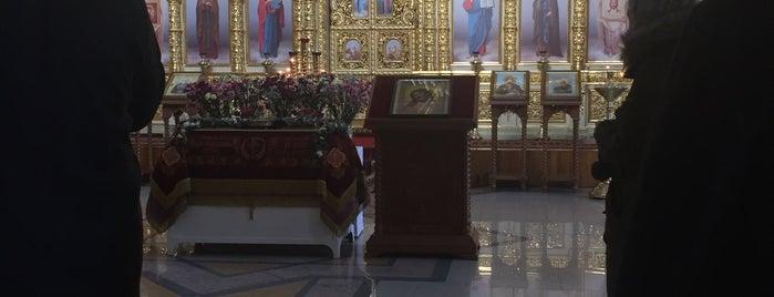 Храм Святой Благоверной Княгини Инокини Анны Кашинской is one of Православный Петербург/Orthodox Church in St. Pete.