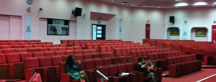Bağcılar Belediyesi Halk Sarayı is one of Tuğrulさんのお気に入りスポット.