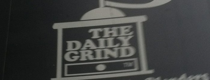 The Daily Grind is one of Albany.