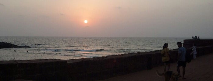 Aguada Fort is one of Goa.