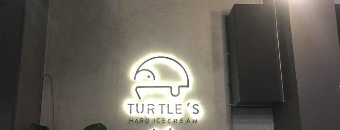 Turtle Ice Cream is one of สถานที่ที่ Christine ถูกใจ.
