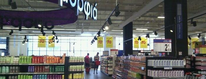 Carrefour is one of Posti che sono piaciuti a Vlad.