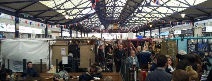 Greenwich Market is one of Must Visit London.