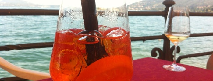 Miralago Cocktail Lounge is one of Orte, die Beatrice gefallen.