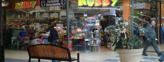 Hobby Tienda de Mascotas is one of Locais curtidos por Gime.