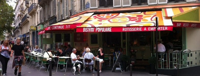 Le Bistrot Populaire is one of Paris.