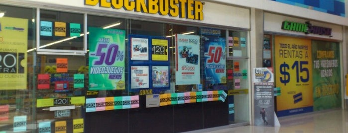 Blockbuster is one of Tempat yang Disukai Ricardo.
