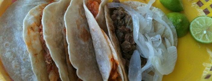 Tacos Villa de Santiago is one of [To-do] Monterrey.
