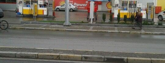 Shell is one of Lieux qui ont plu à Ahmet.