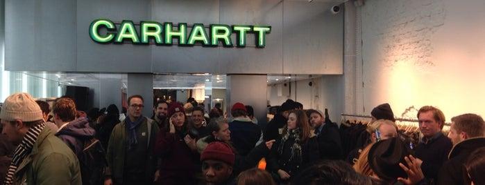 Carhartt is one of Orte, die jordi gefallen.