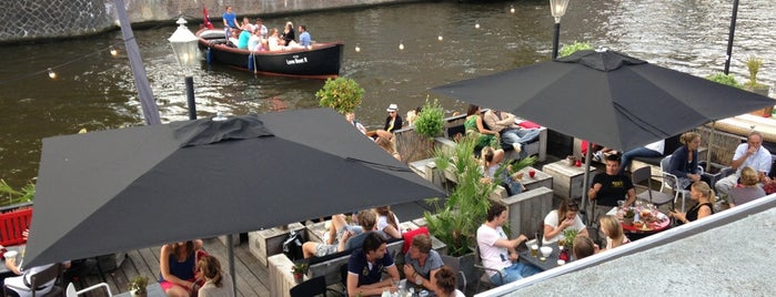 Amstelhaven is one of Favorite Nightlife Spots.
