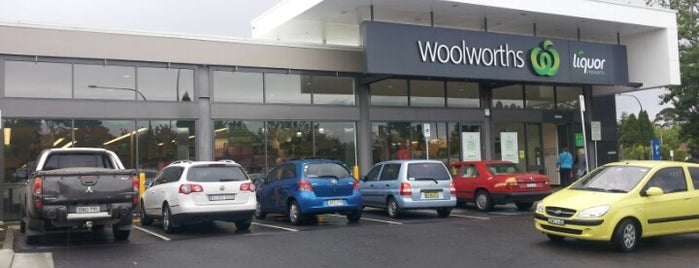 Woolworths is one of Sydney.