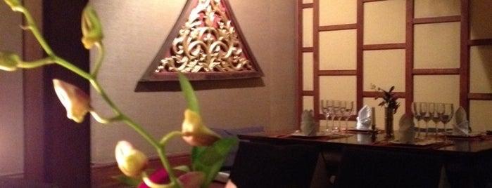 Thai Barcelona   Thai Gardens is one of Barcelona's romantic restaurants by TimeOut BCN.