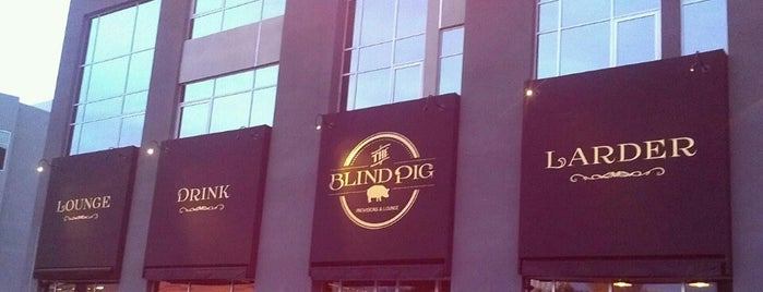 The Blind Pig is one of Lugares guardados de Lizzie.