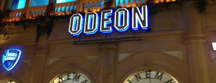 Odeon is one of Victoria : понравившиеся места.