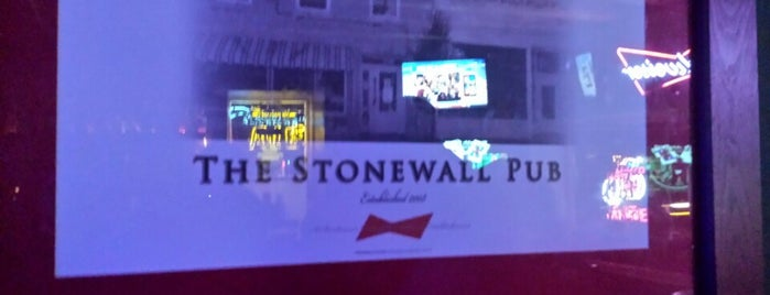 The Stonewall Pub is one of DrumCorps 2012.
