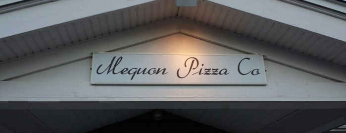 Mequon Pizza Company is one of Milwaukee Eats.
