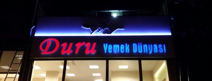 Duru Yemek Dünyası is one of Trky-Tkrdğ.