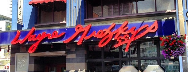 Wayne Gretzky's Toronto is one of Toronto Restaurants & Nightlife.