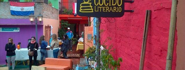 Cocido Literario (Loma San Jerónimo) is one of Restaurantes & Bares.