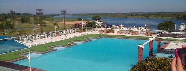Yacht y Golf Club Paraguayo is one of Outseas.