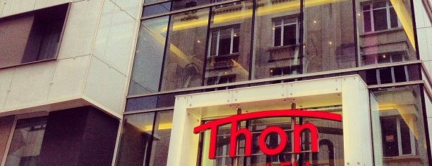 Thon Hotel EU is one of Brussels.