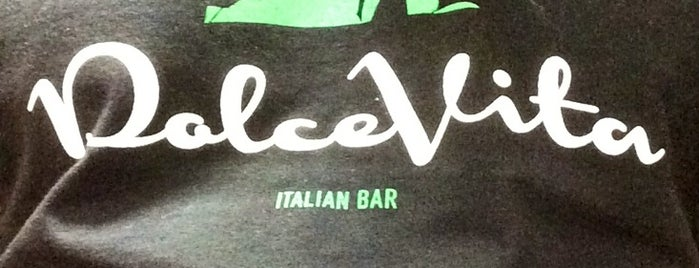 Dolce Vita Italian Bar is one of Vicenza.