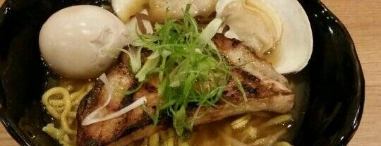 Shuya Cafe de Ramen is one of Tempat yang Disukai Christina.