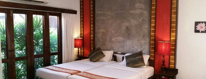 The Legendha Sukhothai Resort is one of Tempat yang Disukai Christina.