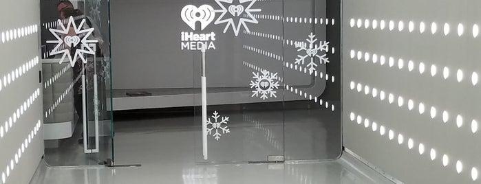 iHeartMedia is one of Tempat yang Disukai Christina.