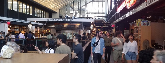 Essex Market is one of Christinaさんのお気に入りスポット.