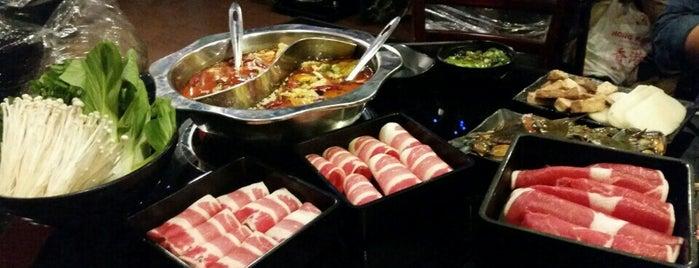 Hou Yi Hot Pot is one of Tempat yang Disukai Christina.