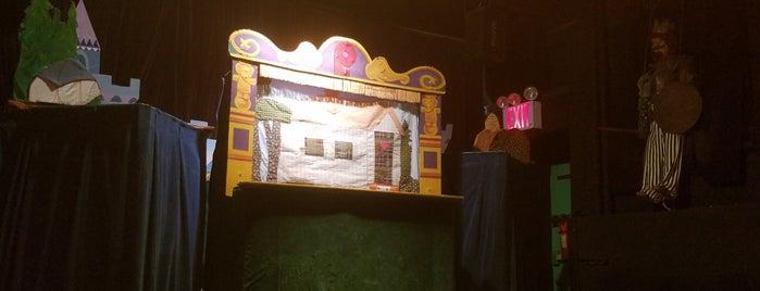 Puppetworks is one of Tempat yang Disukai Christina.