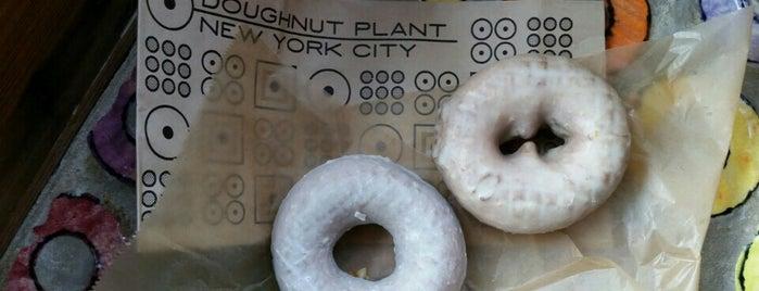 Doughnut Plant is one of Tempat yang Disukai Christina.