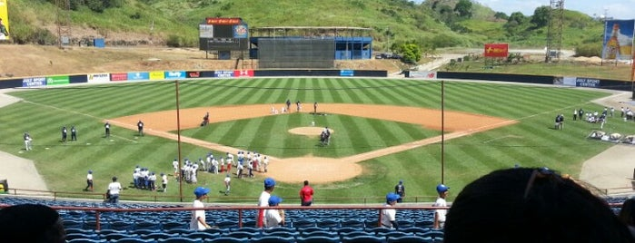 Estadio Nacional Rod Carew is one of International Sports~Part 1....