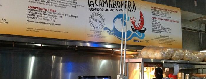 La Camaronera is one of Miami.