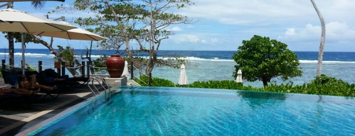 DoubleTree by Hilton Seychelles - Allamanda Resort & Spa is one of Hotels.