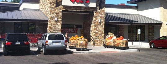 Trader Joe's is one of Phoenix.